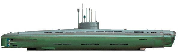Soviet Project 617 Whale Class