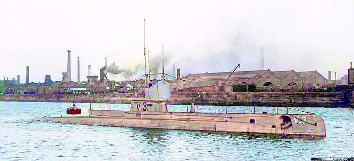 V3 in 1915