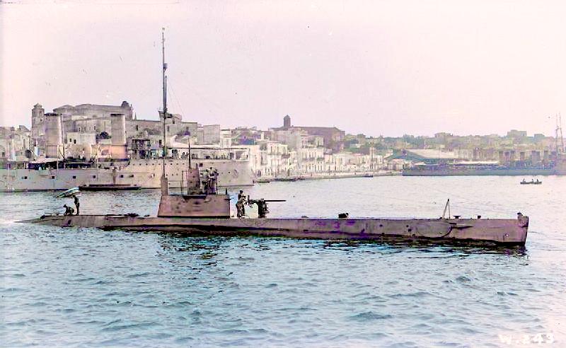 H4 Brindisi 1916