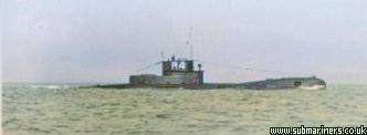 R4 at sea