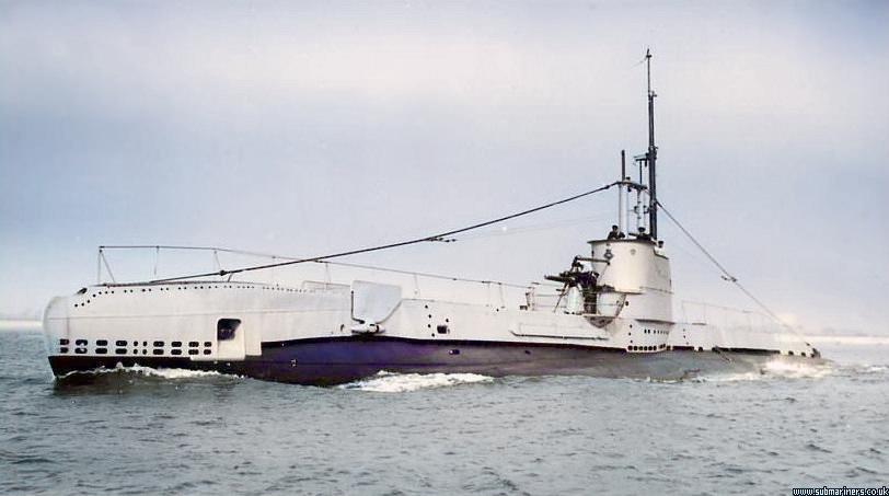 Spearfish (N69)