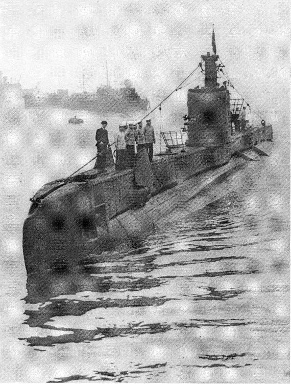 HM Submarine Seraph, 24 November 1943
