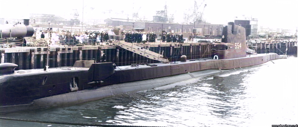 Turpin alongside