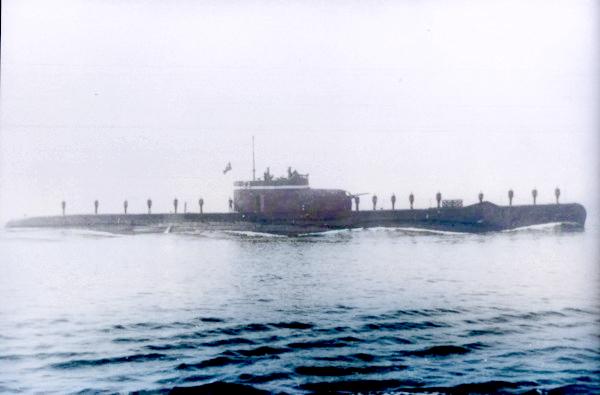 Oruc Reis 1942