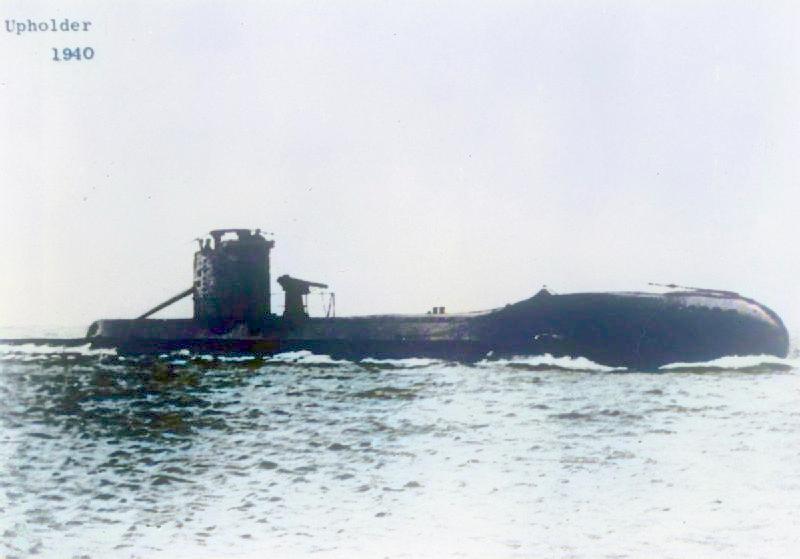 Upholder 1940