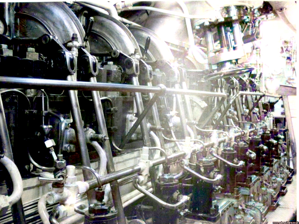 Aeneas Engine Room
