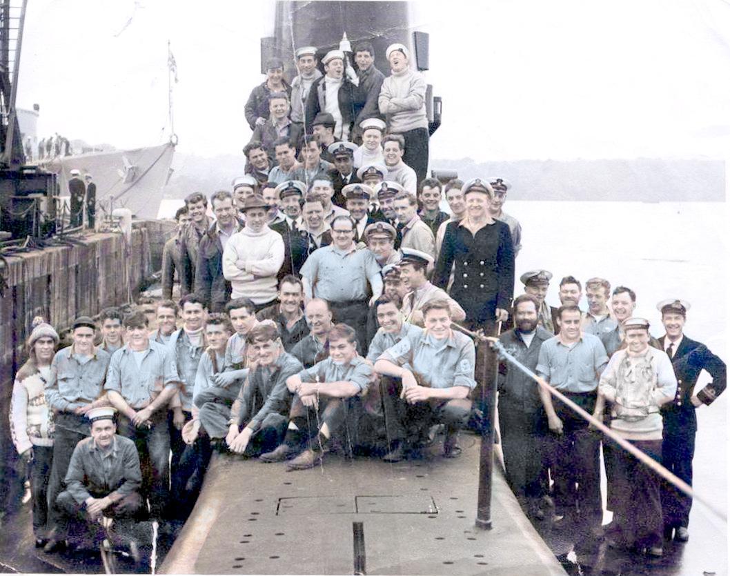 Artemis Ice Trip May 1964