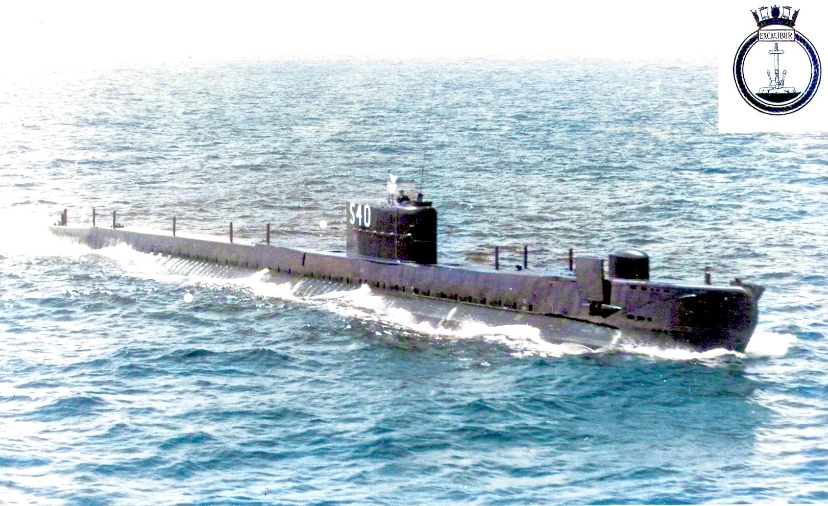 Excalibur (S40)