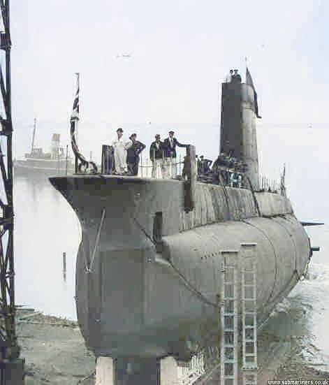 Porpoise Launch