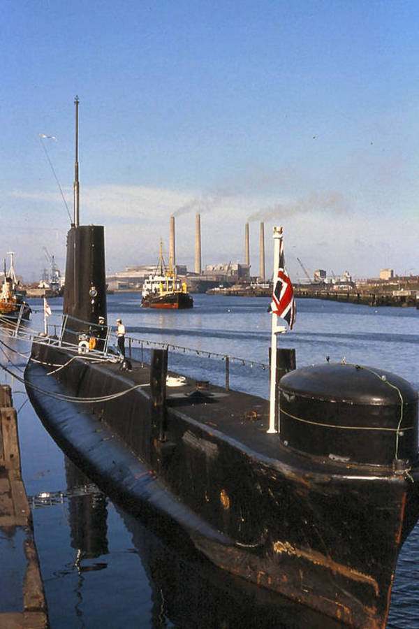 Onslaught at Blyth, 28 Sept 1979