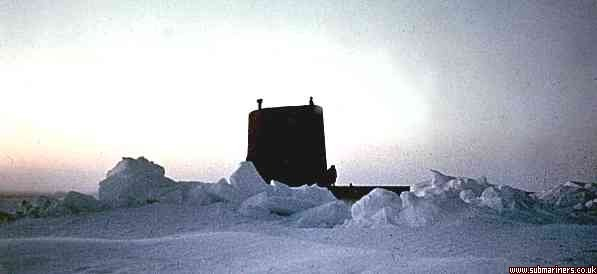 Dreadnought at North Pole