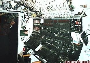 Repulse control room