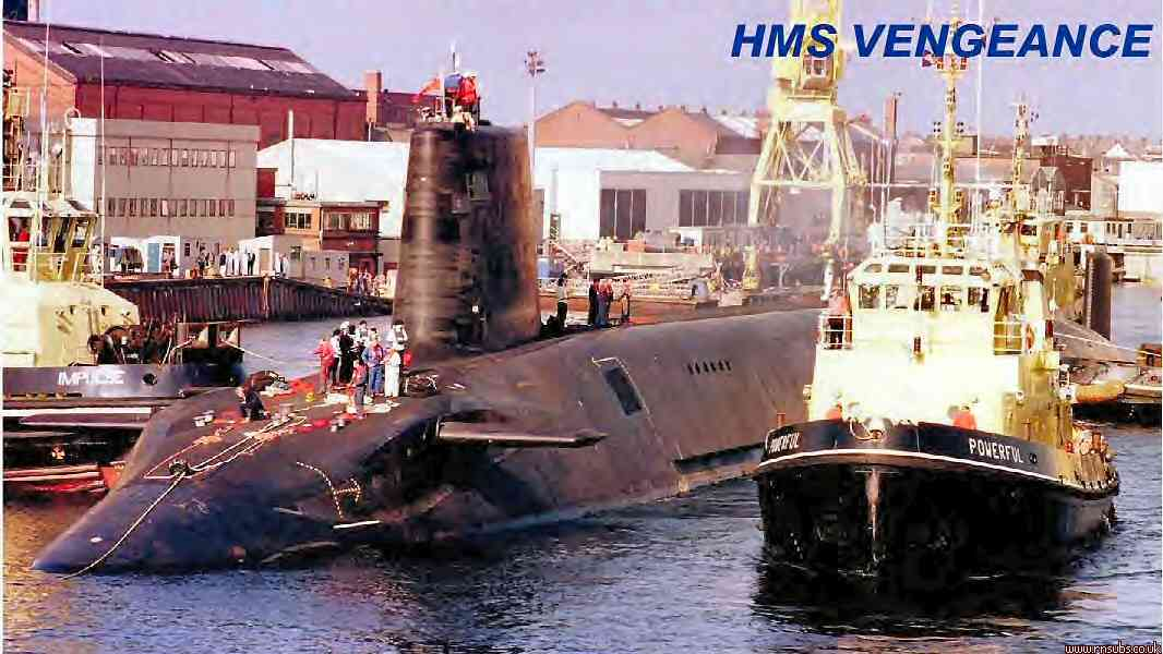 Vengence at Barrow