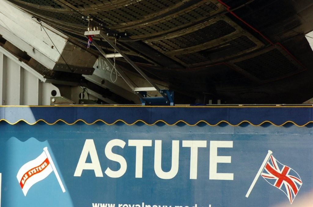 Astute Roll Out Ceremony