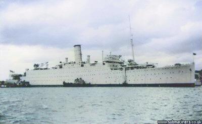 Alaunia - 1955
