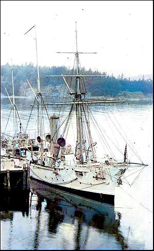 1900 - 1922: Shearwater