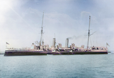 1886 - 1912: Pactolus