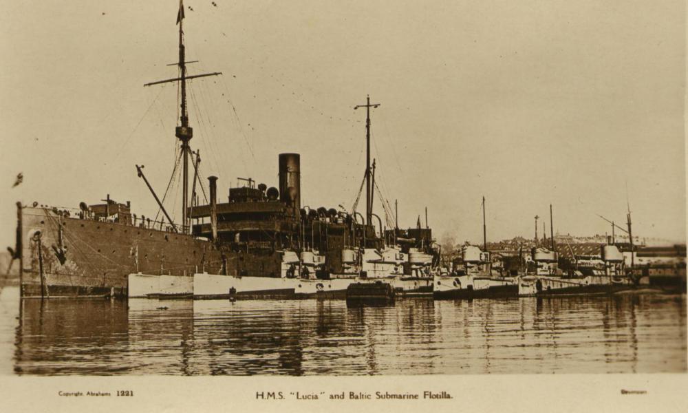 1907 - 1951: Lucia (F27)