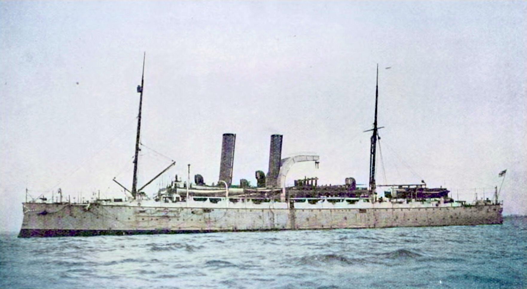 Vulcan - 1889