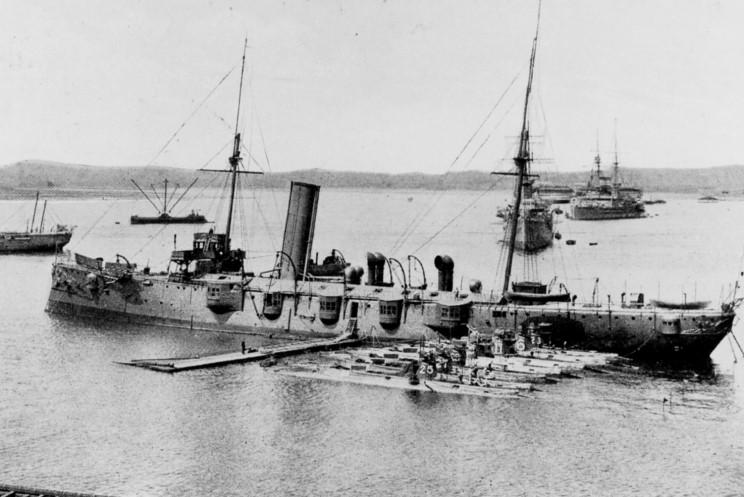 1886 - 1921: Forth
