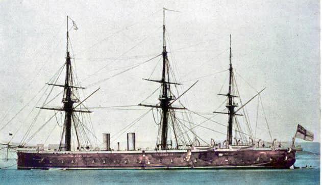 1863 - 1923: Egmont
