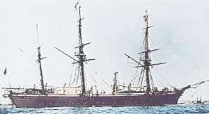 1877 - 1889: Cormorant