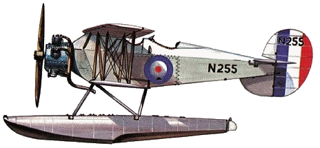 Specially designed for M2's hanger, the Parnell Peto Seaplane had a 135 hp engine and an endurance of about two hours at 70 knots