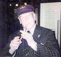 Eddie (Buster) Brown, crossed the bar September 2000, aged 81.