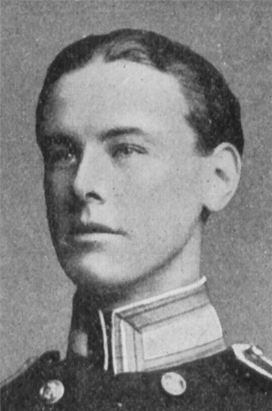 Lieutenant Edward Courtney Boyle, VC, Royal Navy