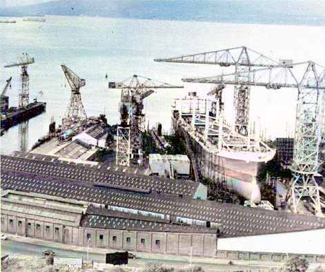 Scotts Shipbuilding and Engineering Company Limited