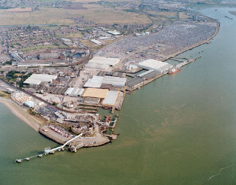 Sheerness Dockyard